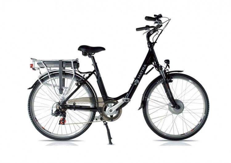 Le vélo électrique BUZIBI Matra SX