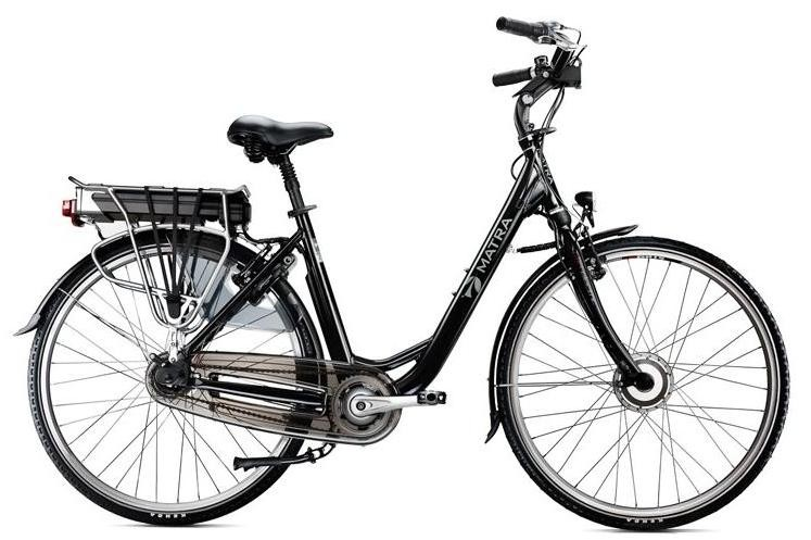 Le vélo électrique BUZIBI Matra TX