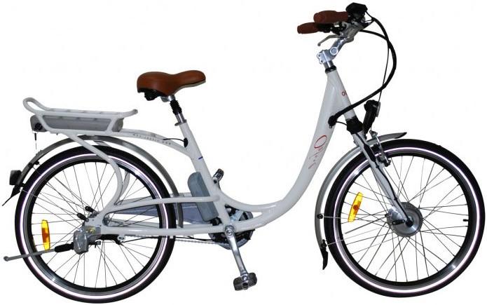 Le vélo électrique BUZIBI O2Feel Valdo