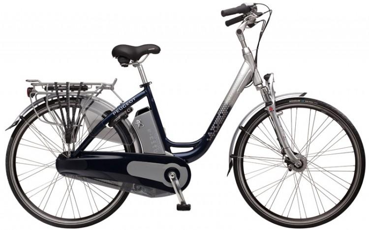 Le vélo électrique BUZIBI Peugeot E-City Nexus 7