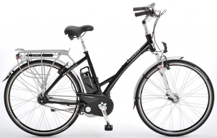 Le vélo électrique BUZIBI Peugeot E-City Sport Mixte