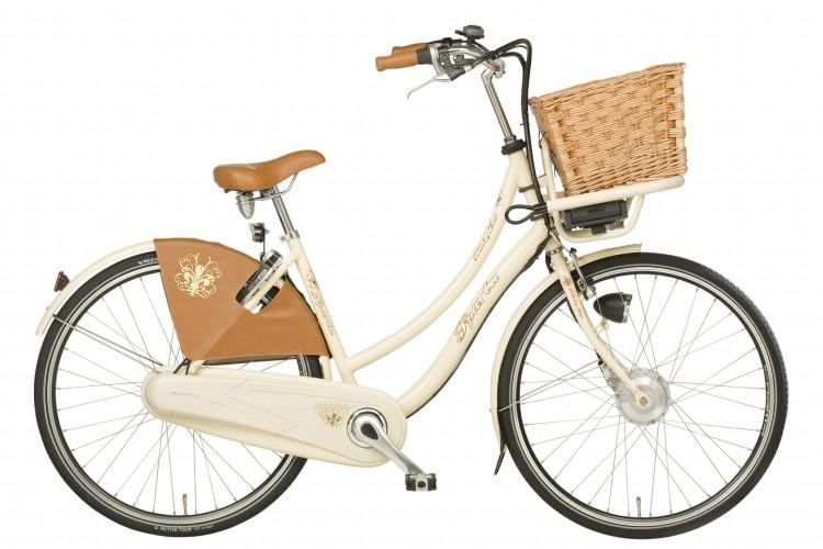 Le vélo électrique BUZIBI Sparta Country Tour électrique