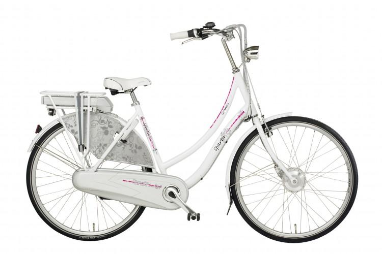 Le vélo électrique BUZIBI Sparta Granny électrique