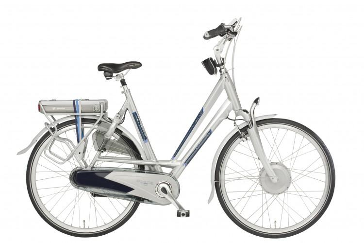 Le vélo électrique BUZIBI Sparta Ion RX Femme