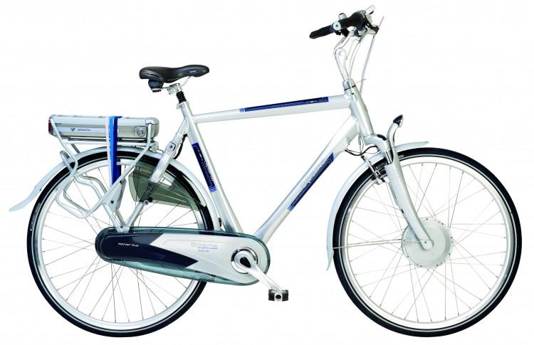 Le vélo électrique BUZIBI Sparta Ion RX Homme