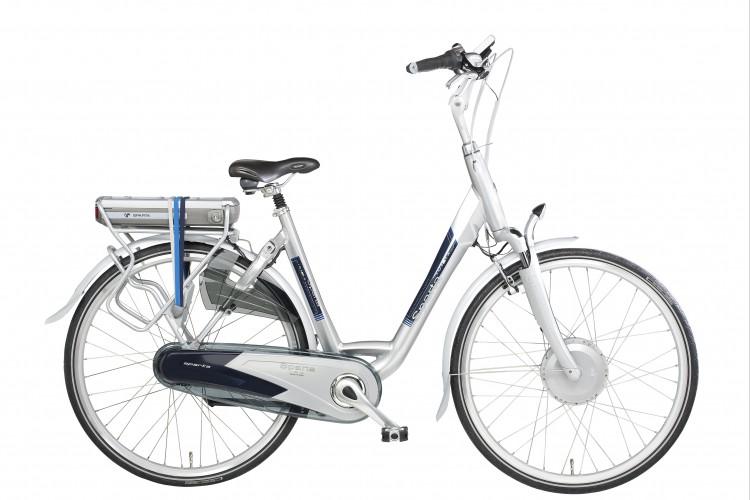 Le vélo électrique BUZIBI Sparta Ion RX Mono