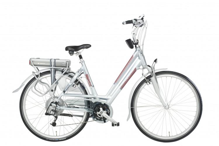 Le vélo électrique BUZIBI Sparta Ion RXS+ Femme