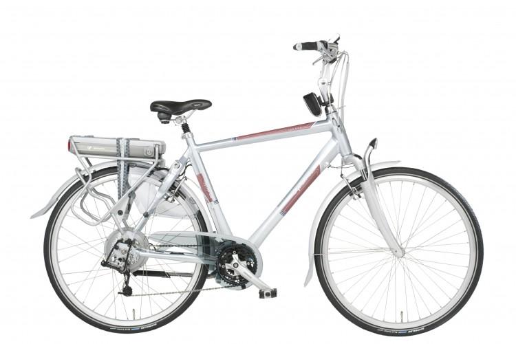 Le vélo électrique BUZIBI Sparta Ion RXS+ Homme