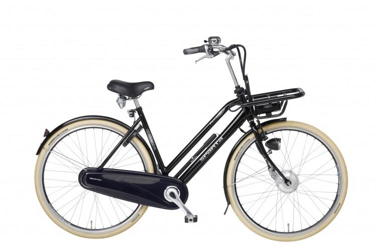 Le vélo électrique BUZIBI Sparta Pick-Up électrique Femme