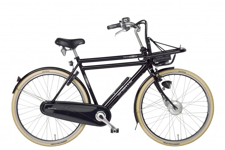 Le vélo électrique BUZIBI Sparta Pick-Up électrique Homme