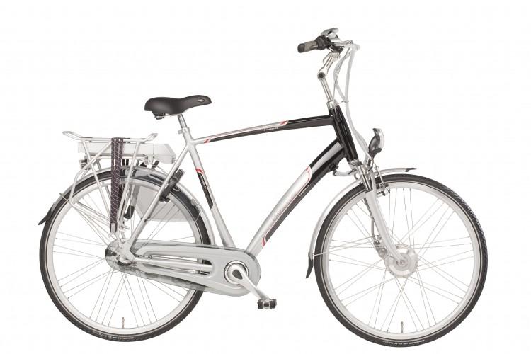 Le vélo électrique BUZIBI Sparta E-Motion C1 H