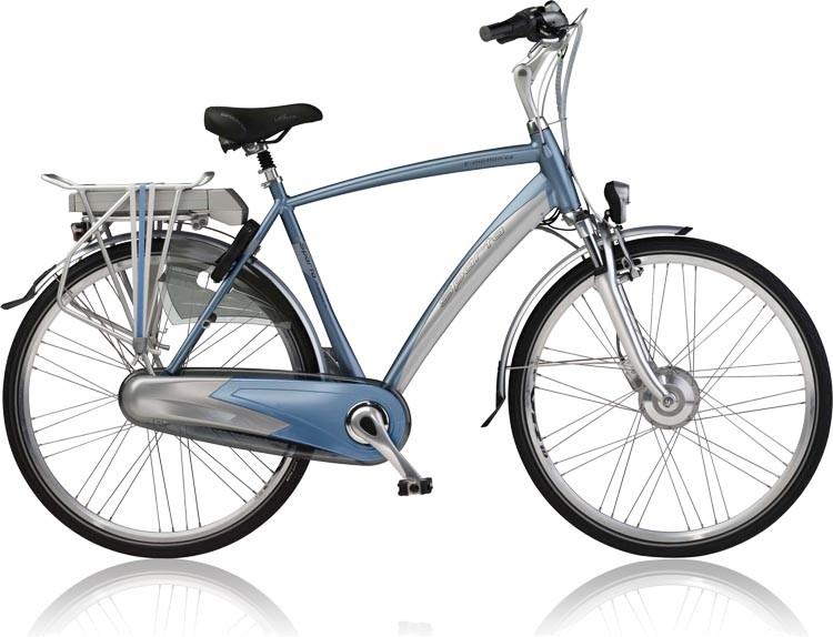 Le vélo électrique BUZIBI Sparta E-Motion C2 H