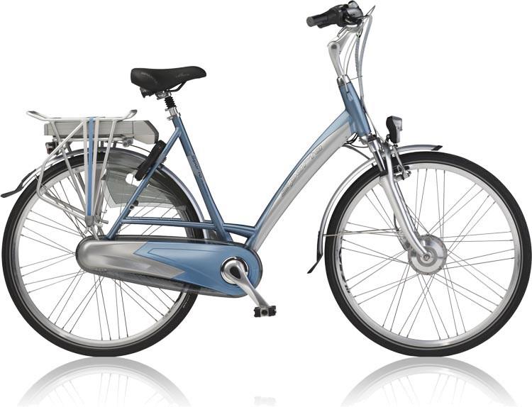 Le vélo électrique BUZIBI Sparta E-Motion C2 U