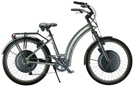 Le vélo électrique BUZIBI Tidal Force Io-St
