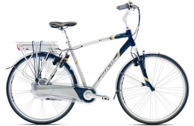 Le vélo électrique BUZIBI Trek L500+ H