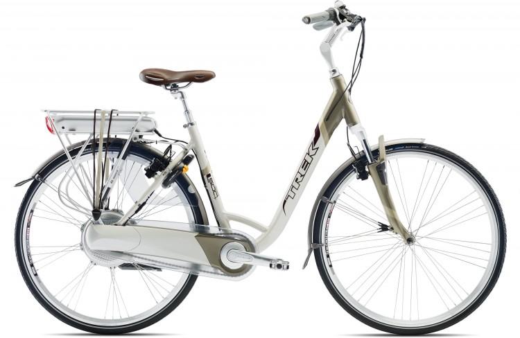 Le vélo électrique BUZIBI Trek L500+ U