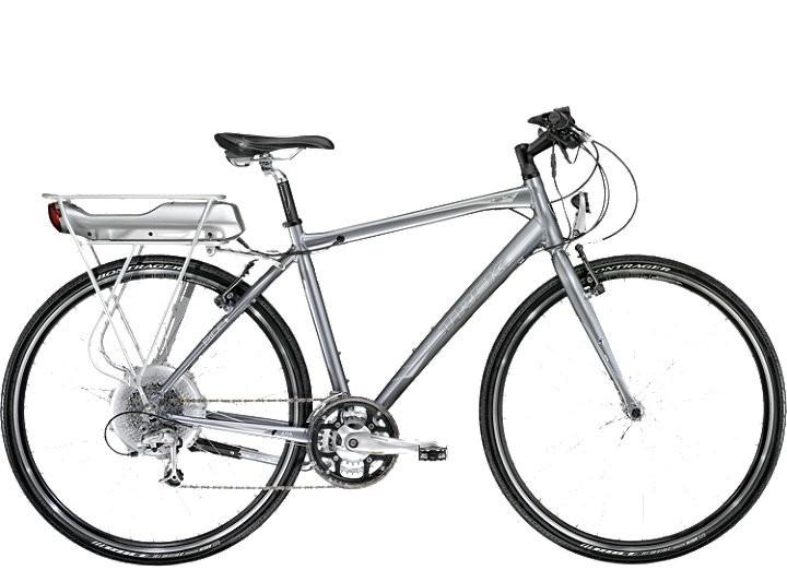 Le vélo électrique BUZIBI Trek FX+ E Homme