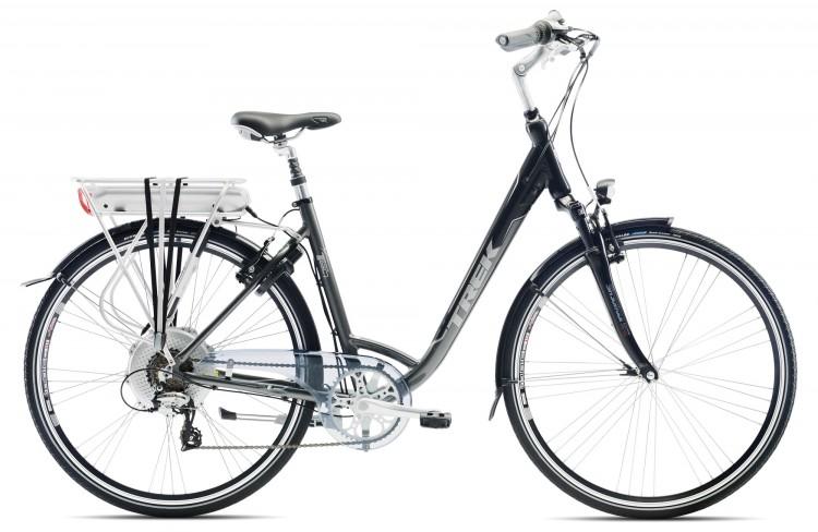Le vélo électrique BUZIBI Trek T80+ U