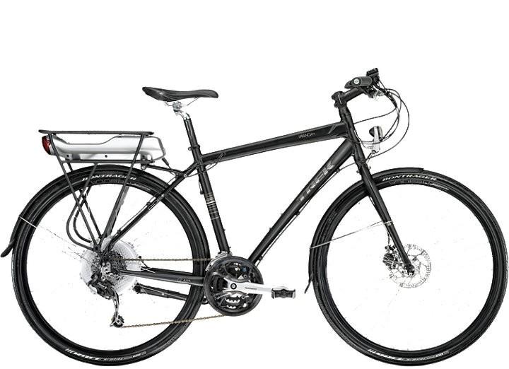 Le vélo électrique BUZIBI Trek Valencia+