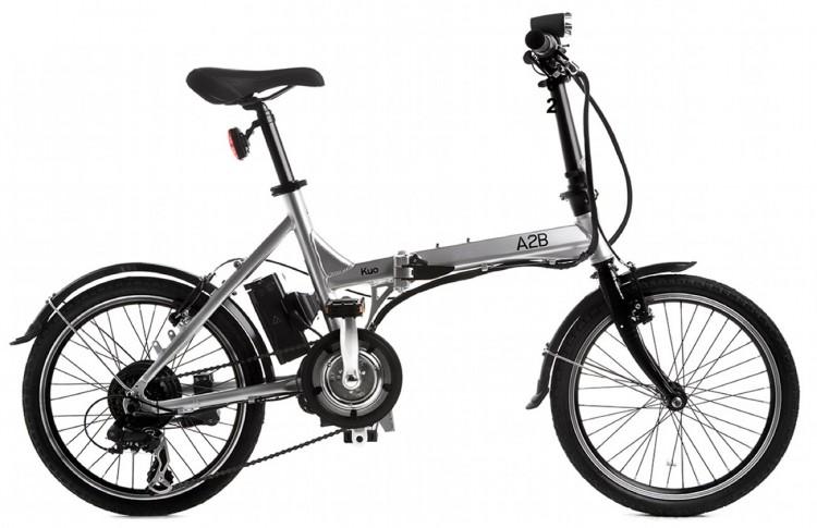 """Vélo électrique A2B """"Kuo""""+, pliable"""