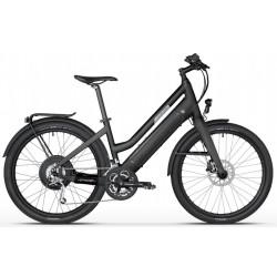 Vélo électrique STROMER ST-1 Mountain 25 carbon, Mixte, 27 vit, noir