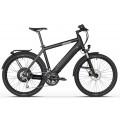 Vélo électrique STROMER ST-1 Mountain 25 susp, H, 27 vit, noir