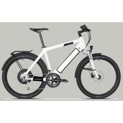 Vélo électrique STROMER ST-1 Mountain 25 susp, H, 27 vit, blanc