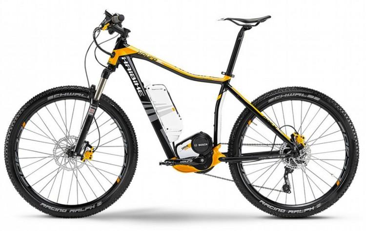 """vélo électrique HAIBIKE XDURO SL 26"""" H 2014"""