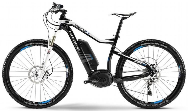 """vélo électrique HAIBIKE XDURO RX 27.5"""" H 2014"""
