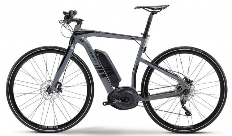 "vélo électrique HAIBIKE XDURO URBAN 28"" H 2014/2015"