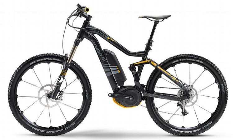 """vélo électrique HAIBIKE XDURO AMT PRO 27.5"""" H 2014"""