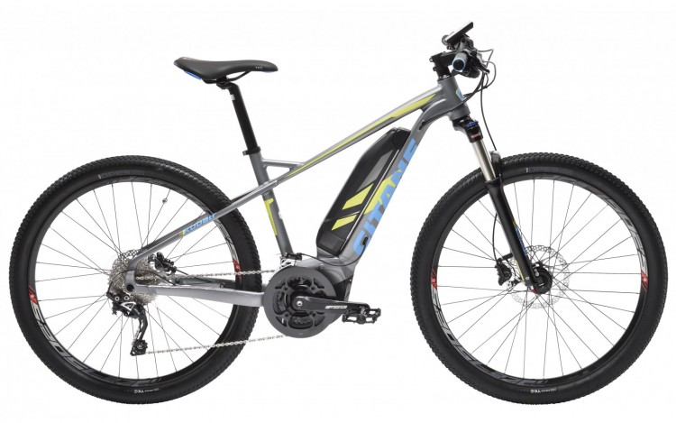 Vélo électrique GITANE E-KOBALT 27.5 Yamaha 2018