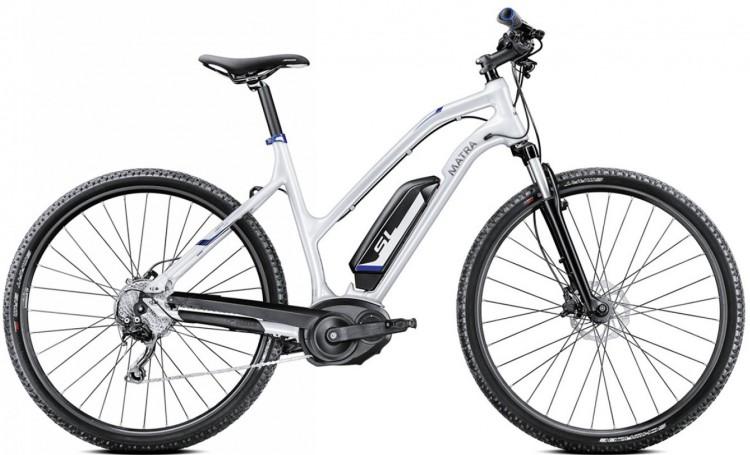 Vélo électrique Matra i-Step SL D10 mixte 2017