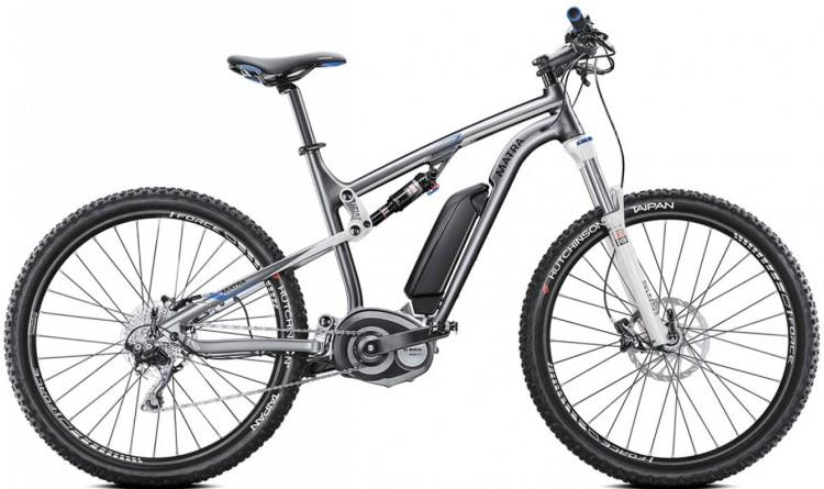 Vélo électrique Matra i-force D10 2017