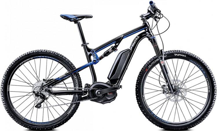 Vélo électrique Matra i-force XT 2017
