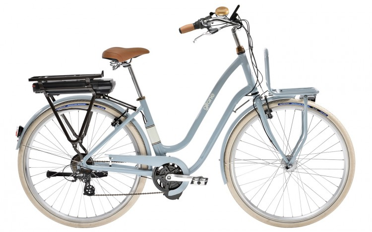 Vélo électrique GITANE E-CLASSIC E-Going Central D7 2018