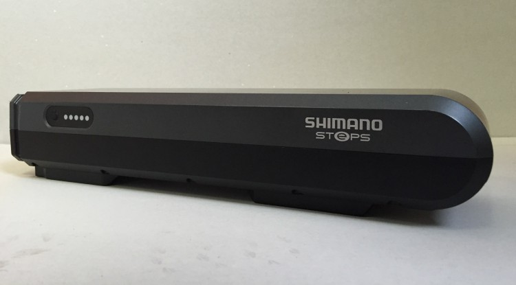 SHIMANO STEPS 400Wh