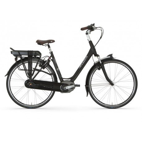 VELO ELECTRIQUE GAZELLE ORANGE C7 HF 2016