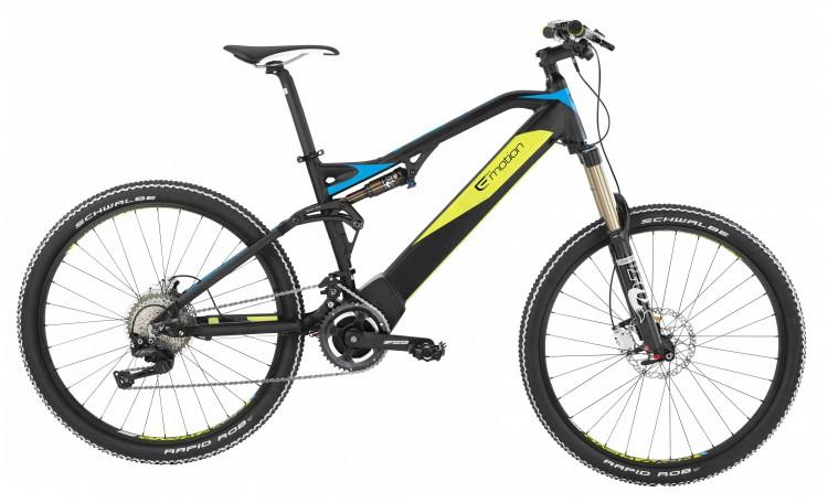 """Vélo électrique REVO JUMPER 27,5"""" 2016"""