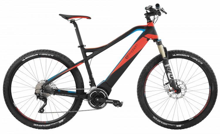 """Vélo électrique REVO 29"""" 2016"""