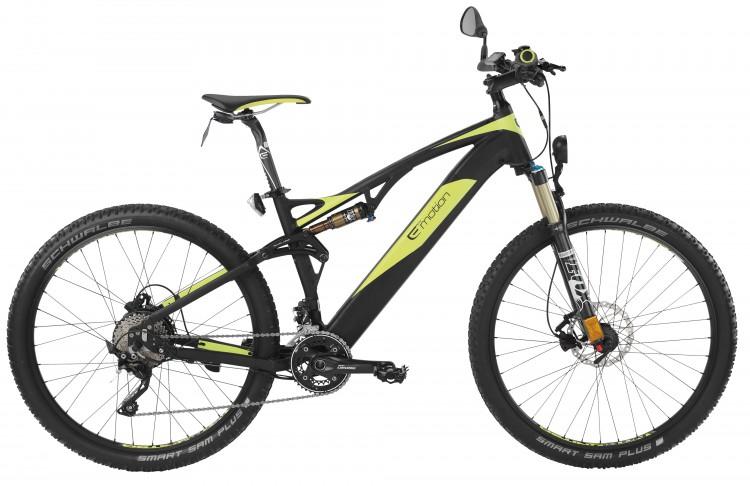 """Vélo électrique NITRO JUMPER 27,5"""" 2016"""