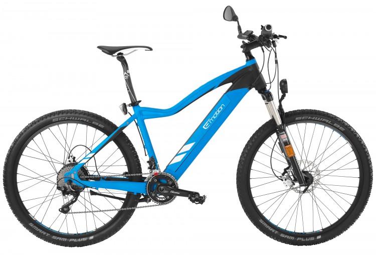 """Vélo électrique NITRO 29"""" 2016"""