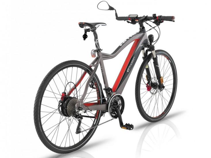 Vélo électrique NITRO CITY 2016
