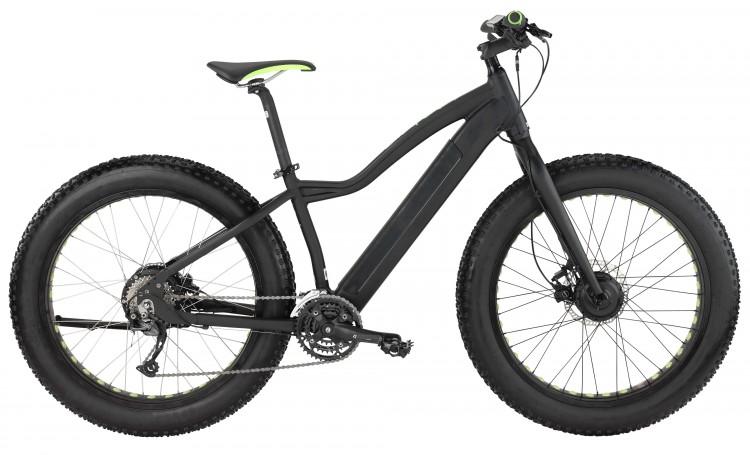 Vélo électrique EVO BIG FOOT PRO 2016