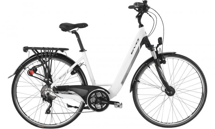 Vélo électrique EVO CITY WAVE PRO 2016