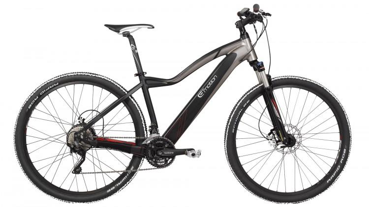 """Vélo électrique EVO 29"""" 2016"""