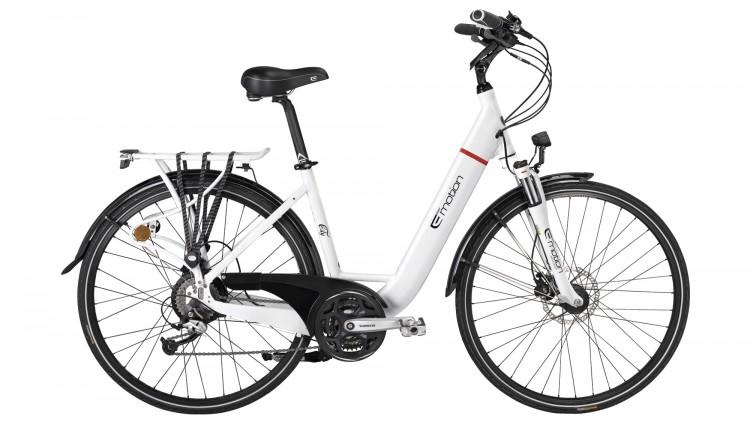 Vélo électrique EVO CITY WAVE 2016