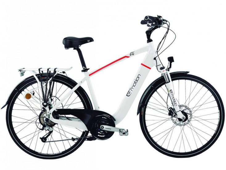 Vélo électrique EVO CITY 2016