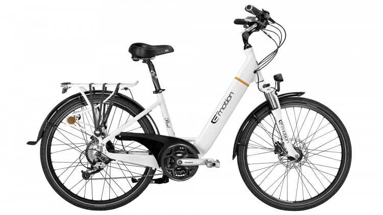 Vélo électrique EVO STREET 2016