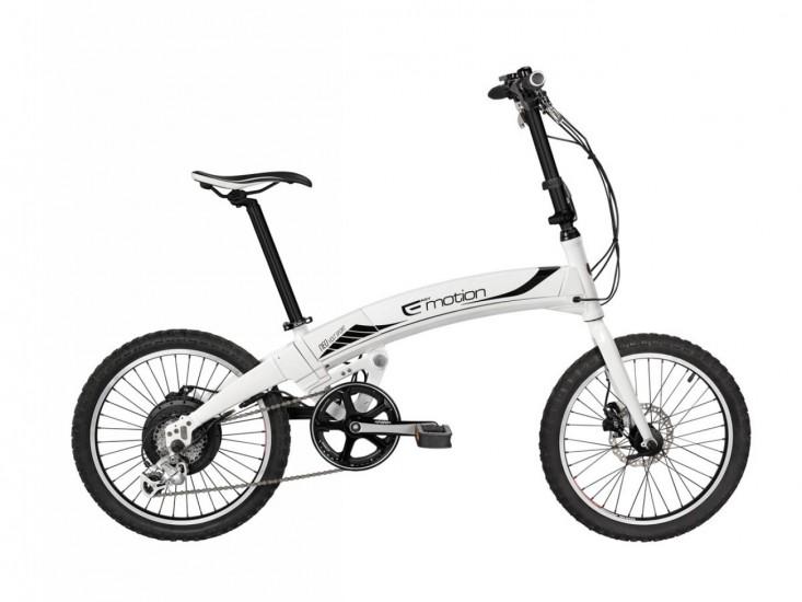 Vélo électrique EVO VOLT SPORT LITE 2016
